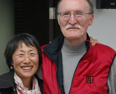 Ju-Chan and Bruce Fulton