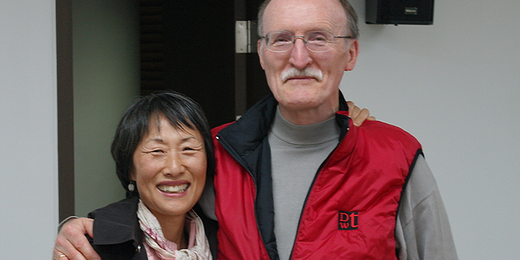 Ju-Chan and Bruce Fulton